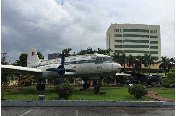 Bảo tàng Hàng không – Nơi lưu giữ lịch sử ngành Hàng không dân dụng Việt Nam