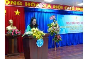 Đại hội Công đoàn BHXH tỉnh Bình Dương nhiệm kỳ 2017-2022