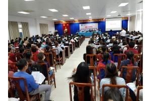 BHXH tỉnh Bình Dương tổ chức hội nghị tuyên truyền, đối thoại về chính sách Bảo hiểm xã hội (BHXH), Bảo hiểm y tế (BHYT), Bảo hiểm thất nghiệp (BHTN)